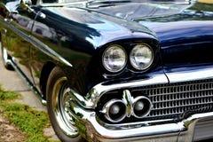 58 Chevrolet Scheinwerfer Lizenzfreie Stockbilder