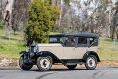 1929 Chevrolet-Sedan Tourer Royalty-vrije Stock Foto's