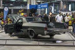 Chevrolet show car Royalty Free Stock Photo