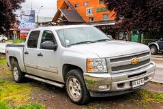 Chevrolet Silverado Fotografie Stock Libere da Diritti
