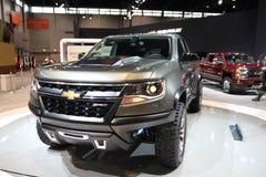 Chevrolet Silverado 1500 2015 Royalty Free Stock Photos