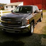 Chevrolet Silverado Stock Images