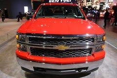 Chevrolet Silverado 1500 2015 Stock Photo