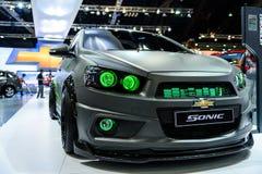 Chevrolet Sonic Stock Photography