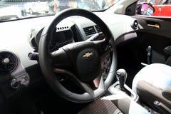 Chevrolet Sonic LTZ 2013 Fotografering för Bildbyråer