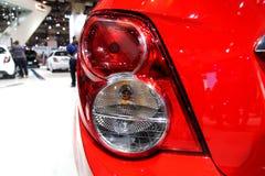 Chevrolet Sonic LTZ 2013 Immagine Stock
