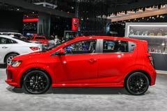 Chevrolet Sonic Turbo Stock Image