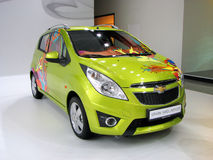 Chevrolet Spark Royalty Free Stock Photo