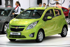 Chevrolet Spark Stock Images