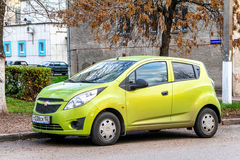 Chevrolet Spark Stock Photo