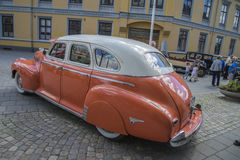 1941 Chevrolet Special Deluxe 4 Door Sedan Royalty Free Stock Images