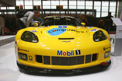 Chevrolet sport car Royalty Free Stock Photos