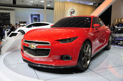 Chevrolet Sport Car. Show in Auto China 2012 Royalty Free Stock Image