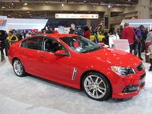Chevrolet SS Sports Sedan Royalty Free Stock Image