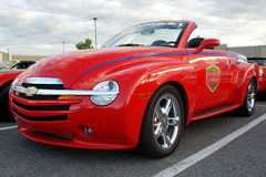 Chevrolet SSR Royalty-vrije Stock Fotografie