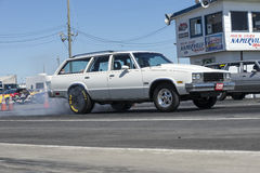 Drag racing Stock Photography