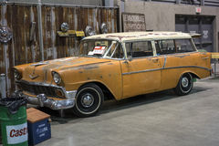 Chevrolet station wagon Royalty Free Stock Images