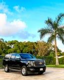 Chevrolet Suburban imagens de stock royalty free