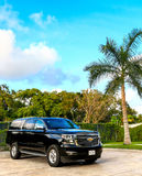 Chevrolet Suburban Royalty Free Stock Images
