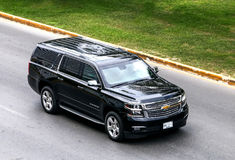 Chevrolet Suburban Royalty Free Stock Photography
