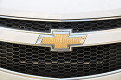 Chevrolet symbol Royalty Free Stock Photo