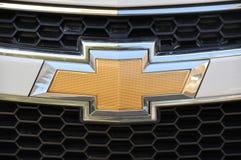 Chevrolet symbol Stock Image
