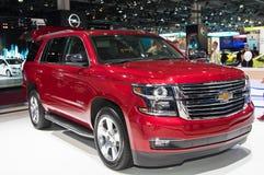 Chevrolet Tahoe royalty-vrije stock foto's