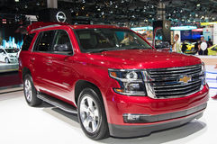 Chevrolet Tahoe Royalty Free Stock Photos