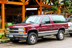 Chevrolet Tahoe Royalty Free Stock Images
