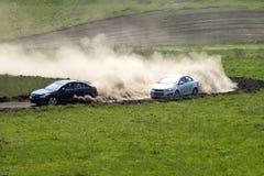 Chevrolet testdrive zdjęcie stock