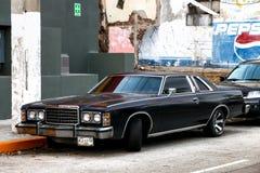 Chevrolet Thunderbird Arkivfoto