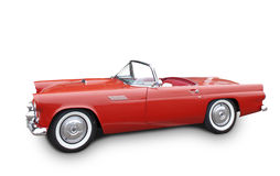 Ford Thunderbird Royalty Free Stock Images
