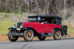 Chevrolet Tourersedan 1929 Arkivfoton