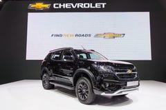 Chevrolet Trailblazer Zdjęcie Stock