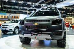 Chevrolet Trailblazer Stock Image