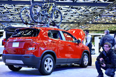 Chevrolet Trax  Royalty Free Stock Images