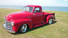Chevrolet truck Stock Images