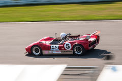Chevrolet V8 powered racing car Royalty Free Stock Photography