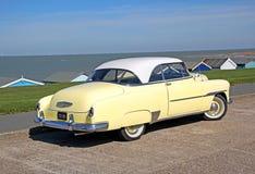 chevrolet van 1951 belair luxe Stock Foto