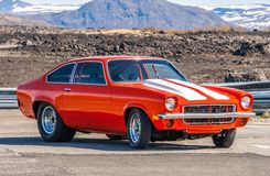 Chevrolet Vega Royalty Free Stock Image