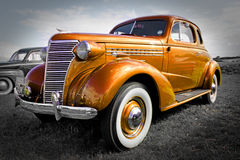 chevrolet vintage classic Royalty Free Stock Photography