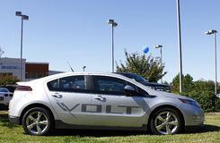 Chevrolet Volt Stock Photos