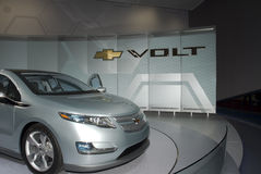 Chevrolet-Volt Lizenzfreies Stockfoto