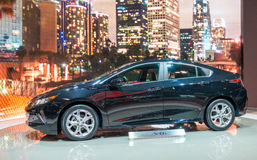 2016 Chevrolet-Volt in CIAS royalty-vrije stock foto