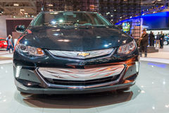 2016 Chevrolet Volt in the CIAS Stock Photography