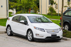Chevrolet Volt Royalty Free Stock Image