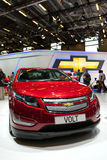 Chevrolet Volt plug-in hybrid car Stock Image