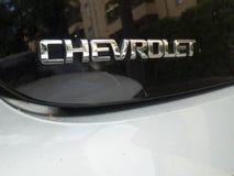 Chevrolet-Voltauto stock foto's