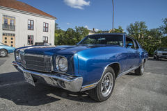 Chevrolet von den siebziger Jahren Lizenzfreie Stockfotos
