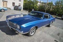 Chevrolet von den siebziger Jahren Lizenzfreie Stockfotografie